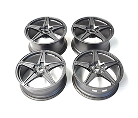 Maserati 3200 GT wheels