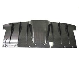 Maserati 4200 Gransport carbon parts