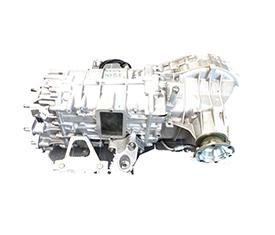 Maserati gearbox