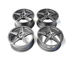 Maserati Quattroporte wheels