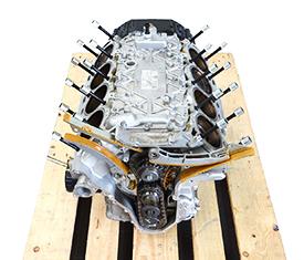 Maserati Quattroporte motors