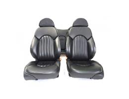 Maserati Quattroporte seats